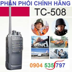 HYT-TC-508-Professional-Two-Way-Radio
